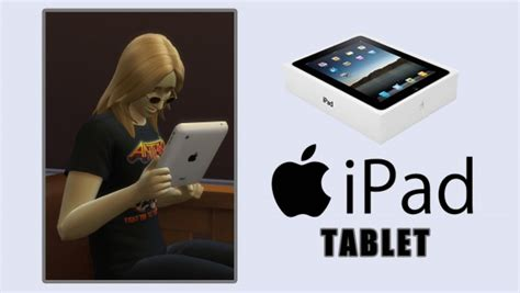 download sims for ipad 4 mod the sims apple ipad by ironleo78 sims 4 downloads