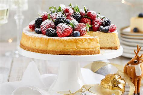classic baked vanilla cheesecake recipe  homes