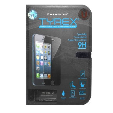 Murah Meriah One Plus Two Screen Protector Tempered Glass jual tyrex htc one m7 tempered glass screen protector indonesia original harga murah