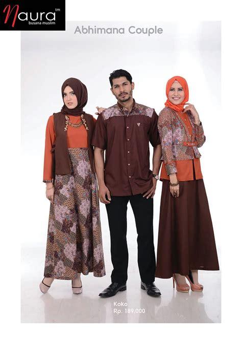 Baju Muslim Naura busana keluarga butik naura