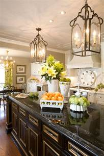 country chandeliers kitchen 20 ways to create a country kitchen