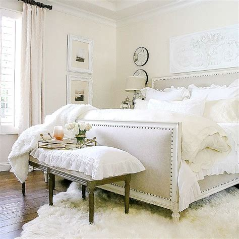elegant master bedrooms home sweet home elegant styled for spring home tour part 2 elegant ruffle and