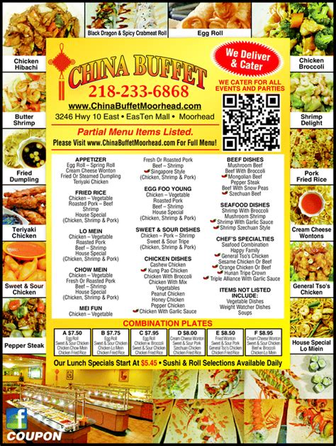 china buffet moorhead yellowbook say yellow to the future