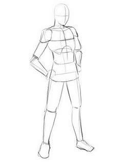 Gloria Falentina (郭丽雅): Drawing Anime (MANGA)