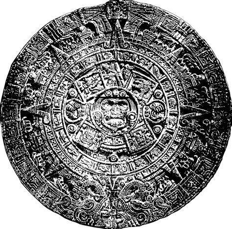 Aztec Calendar Artefacts Antique Images Aztec Calendar For Personal