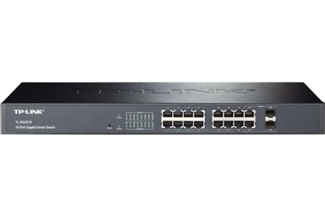 Switch Manageable 16 Port switch tp link tl sg2216 manageable 16 ports gigabit 2 ports sfp