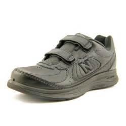 walking shoes new balance new balance mw577 leather black walking