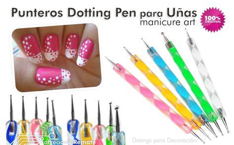 compra set con 10 punteros dotting pen para decoraci 243 n de - Decorar Uñas Facilmente