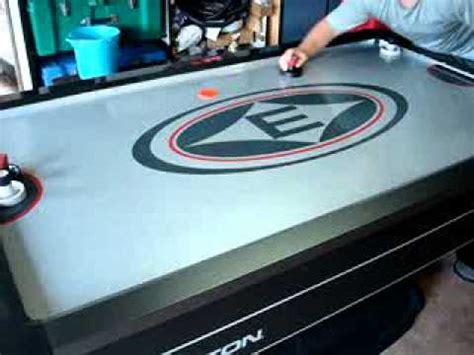 easton 7 ft air hockey table dominator 7ft airhockey bij worktrainer nl doovi