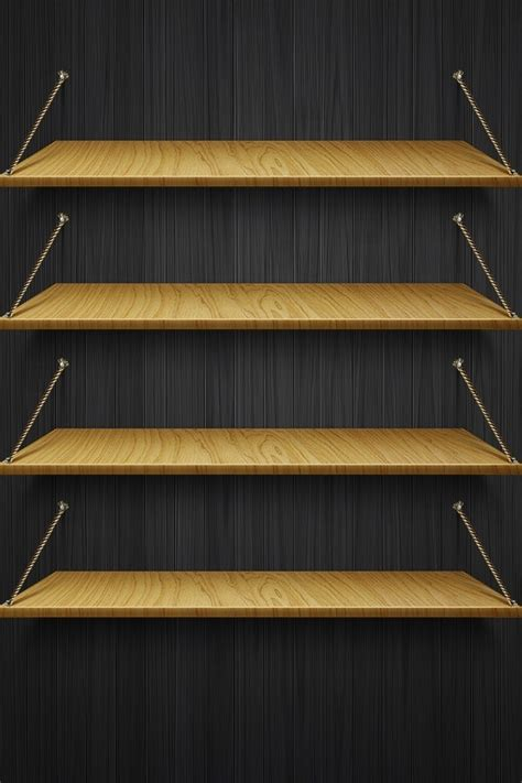 bookshelf simply beautiful iphone wallpapers