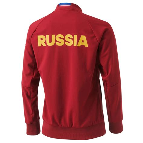 adidas russia adidas russia anthem jacket burgundy national football