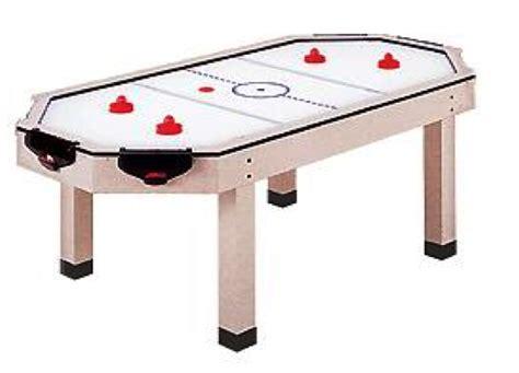 4 Way Air Hockey Table by 6 Way Air Hockey Table 187 Circus Time Amusements