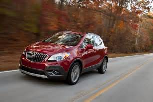 Who Makes Buick Encore 2016 Buick Encore Reviews And Rating Motor Trend