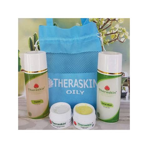 Theraskin Suncare For Skin Prima Spf30 Kulit Berminyak theraskin paket original bpom poriskosmetik