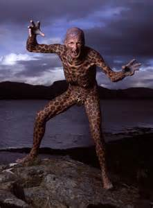 pictured the tattooed leopard man of skye trades his