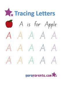 Tracing letters with our alphabet worksheets these worksheets