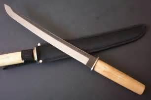 Handmade Japanese Knife - japanese master tanto san mai knife handmade