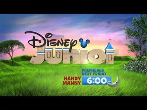 disney junior mwodj handy manny and the seven tools youtube