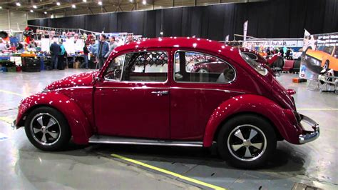 volkswagen beetle red vw beetle red kwf maastricht 2014 youtube