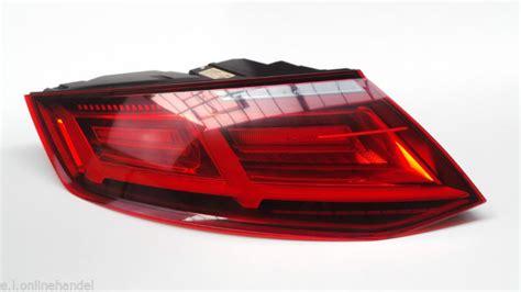 audi tt rear light cluster the audi tt forum view topic led rear light cluster