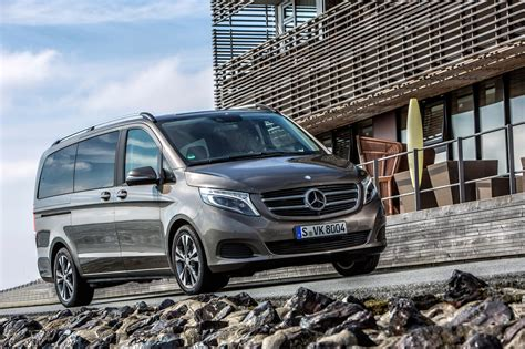 The Ultimate Luxury by Mercedes V Class The Ultimate Luxury Family Car