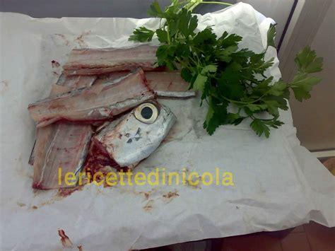come si cucina il pesce spatola ricette pesce spatola le ricette di nicola