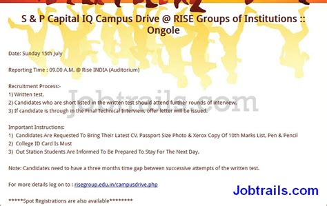 Capital Iq Questions For Mba Finance Freshers by Sp Capital Iq Pool Cus July 15th 2012 Rise Groups Of