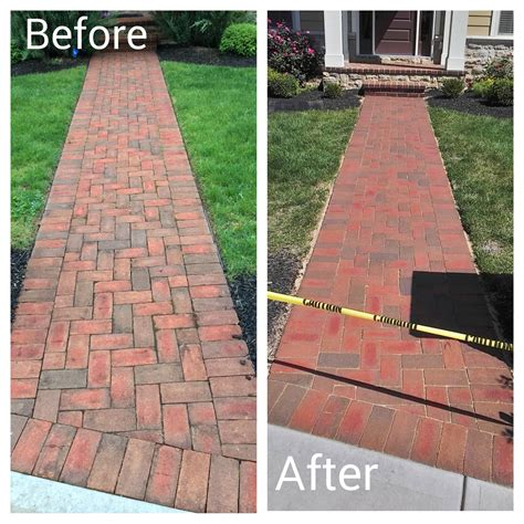 cleaning patio pavers cleaning and sealing patio pavers 28 images paver