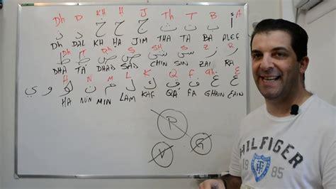 alfabeto arabe o alfabeto 225 rabe a pedido do gustavo