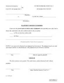 Motion To Dismiss Template by Best Photos Of Motion To Dismiss Form Sle Indiana