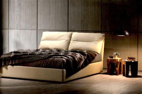 letto contenitore moderno letto moderno imbottito con contenitore modello babola