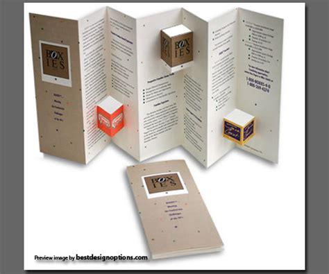 How To Make A Brochure Handmade - booklet credit alhambra hs ceramics