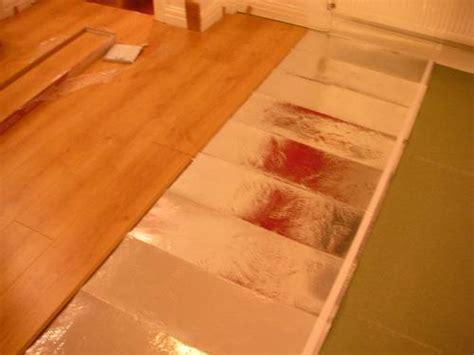 Laminate Flooring: Under Laminate Flooring Insulation