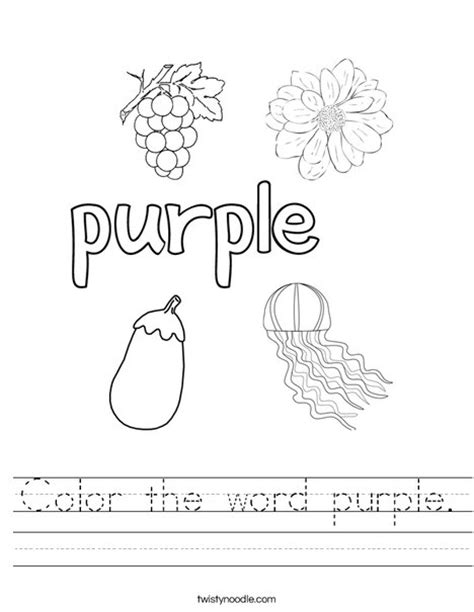 the color purple book worksheets gt 2014 free shape tracing worksheets for preschoolers gt