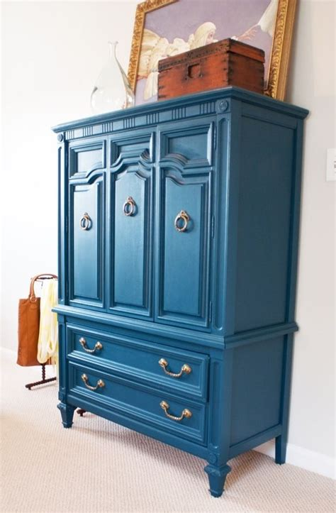 blue armoire blue armoire i love blue and white pinterest