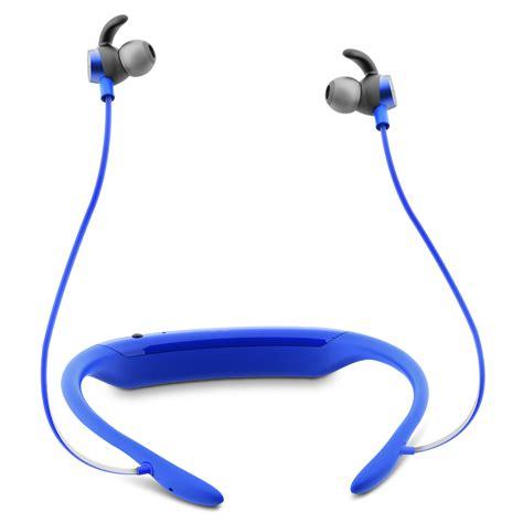 Polaroid Earphone Sports With Ear Tip Mic Stereo E078 Or jbl reflect response sport bluetooth in ear headphones ebay