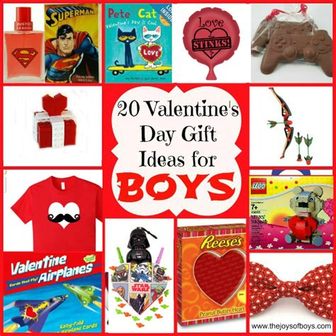 what do you give a boy for valentines day 20 s day gifts for boys the joys of boys