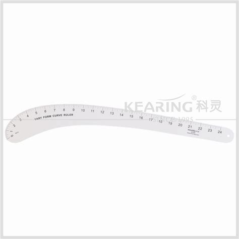 kearing 6505 armhole curve ruler pattern making rulers 32 cm curve ruler garment ruler plaastic ruler hip