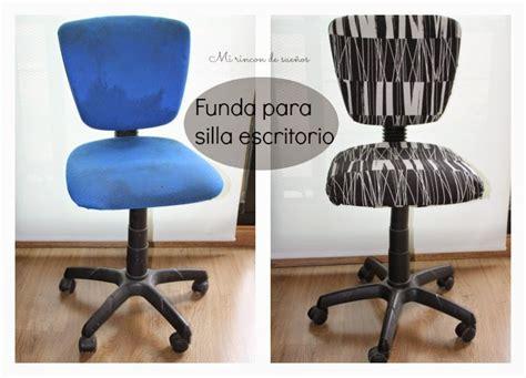 como tapizar una silla de escritorio mi rinc 211 n de sue 209 os hacer funda para silla de escritorio
