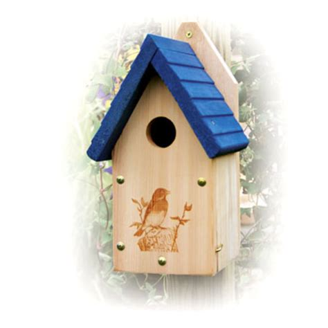 woodlink garden bluebird house 1 9 16 hole size gsbb bird