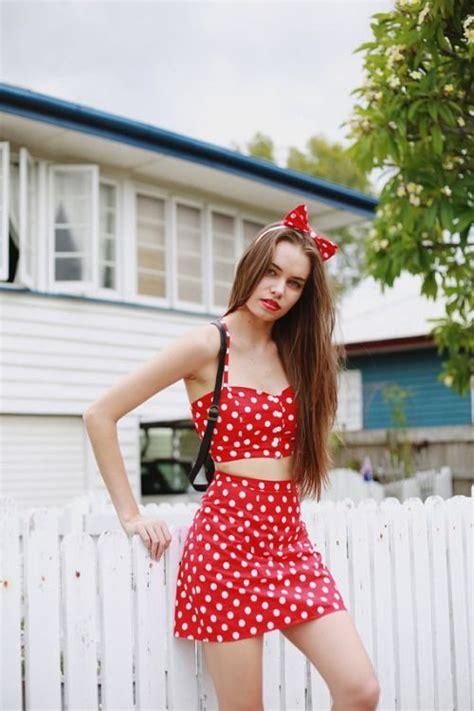 pimpandhost astral nymphets mais de 1000 ideias sobre vestido minnie vermelha no