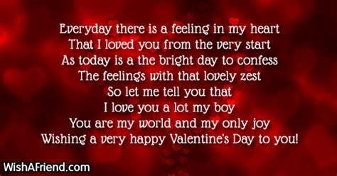valentines day wishes for boyfriend everyday there is a feeling in s day messages