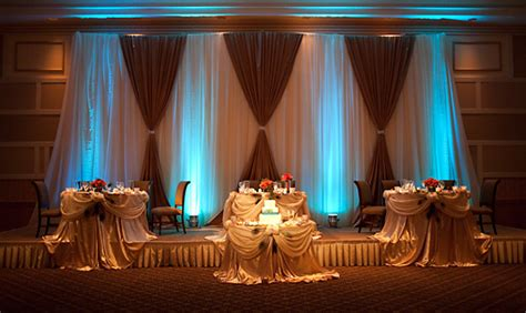 wedding backdrop layout pipe and drape lmx dj entertainment