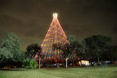 zilker holiday tree austintexas gov