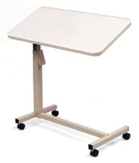 rollbarer tisch mobile hospital bed table free shipping