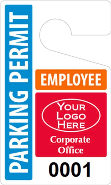 Employee Parking Permits Myparkingpermit Com Microsoft Parking Permit Template