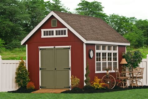 premier garden sheds and barns
