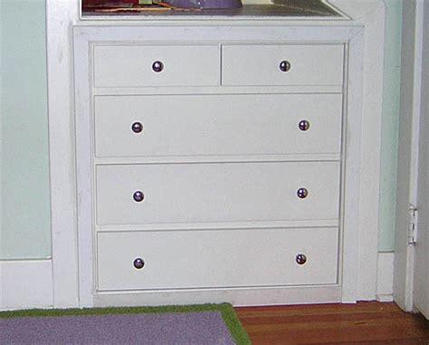 Built In Dresser by Built In Dresser Michael Special Millwork