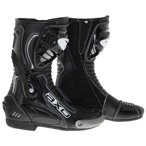 axo primato wp motorcycle race boots clearance