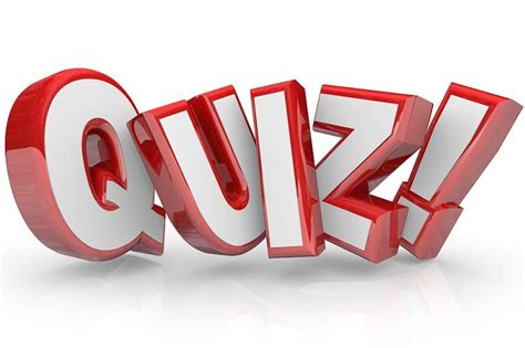 Test Your 2006 Knowledge by General Quiz To Test Your Knowledge On Food Safety